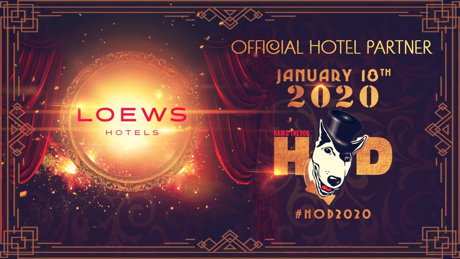 Loews Banner – HOD 2020